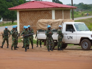 UN Troops
