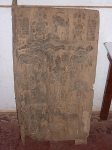 Baule Wooden Door