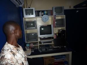 Television Recording Set