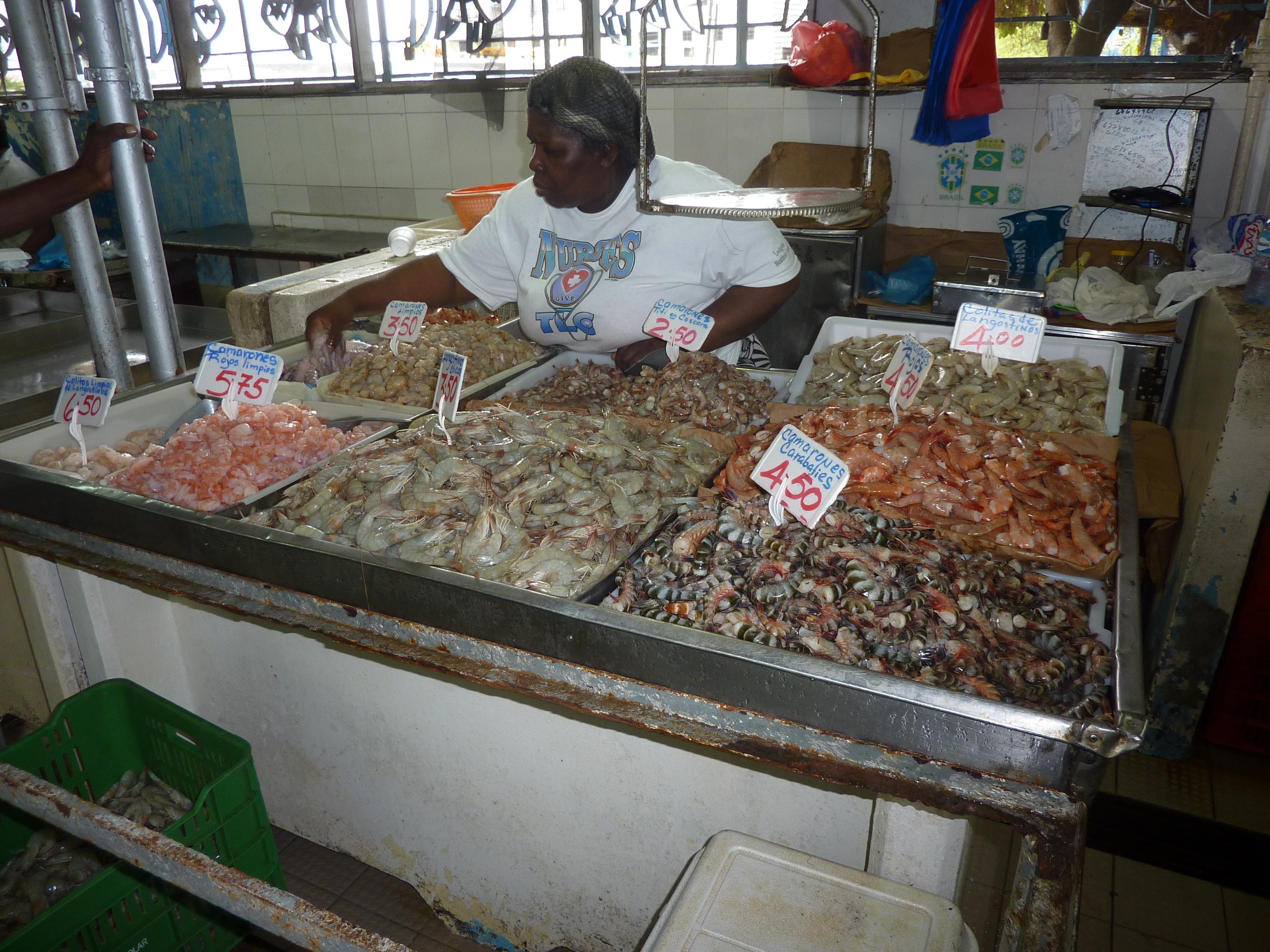 Foods of panama malik watkins 39 s blog for Fish market panama city beach